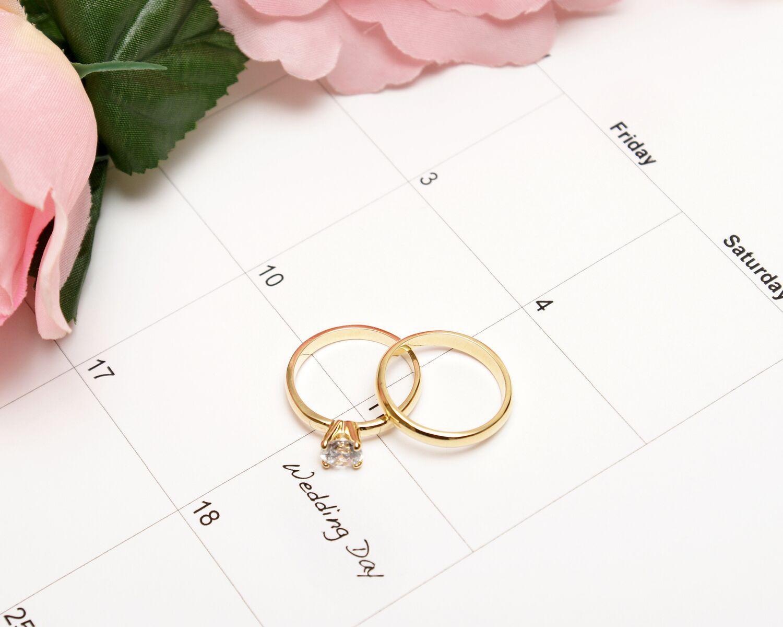 data delle nozze
