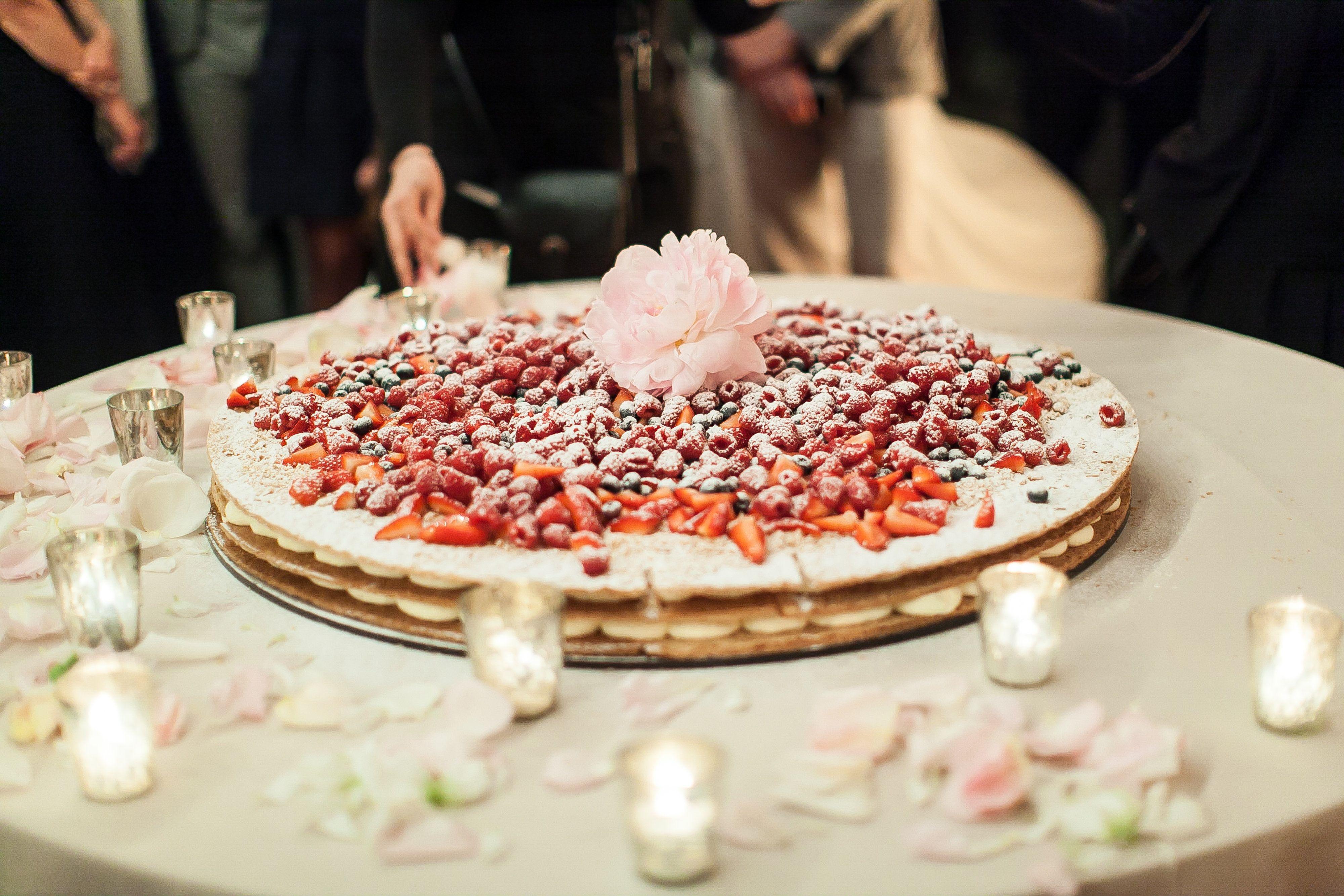 torta per matrimonio classica