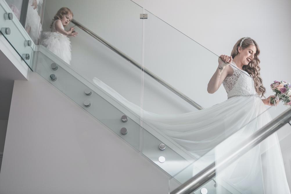 addobbare casa della sposa