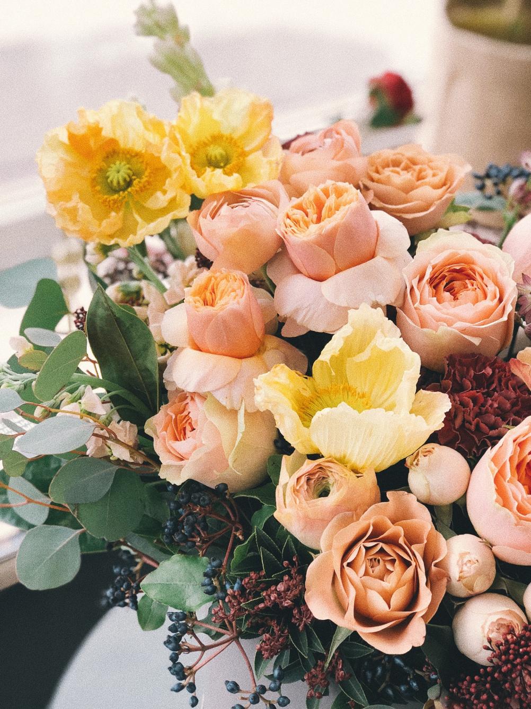 fiori del matrimonio