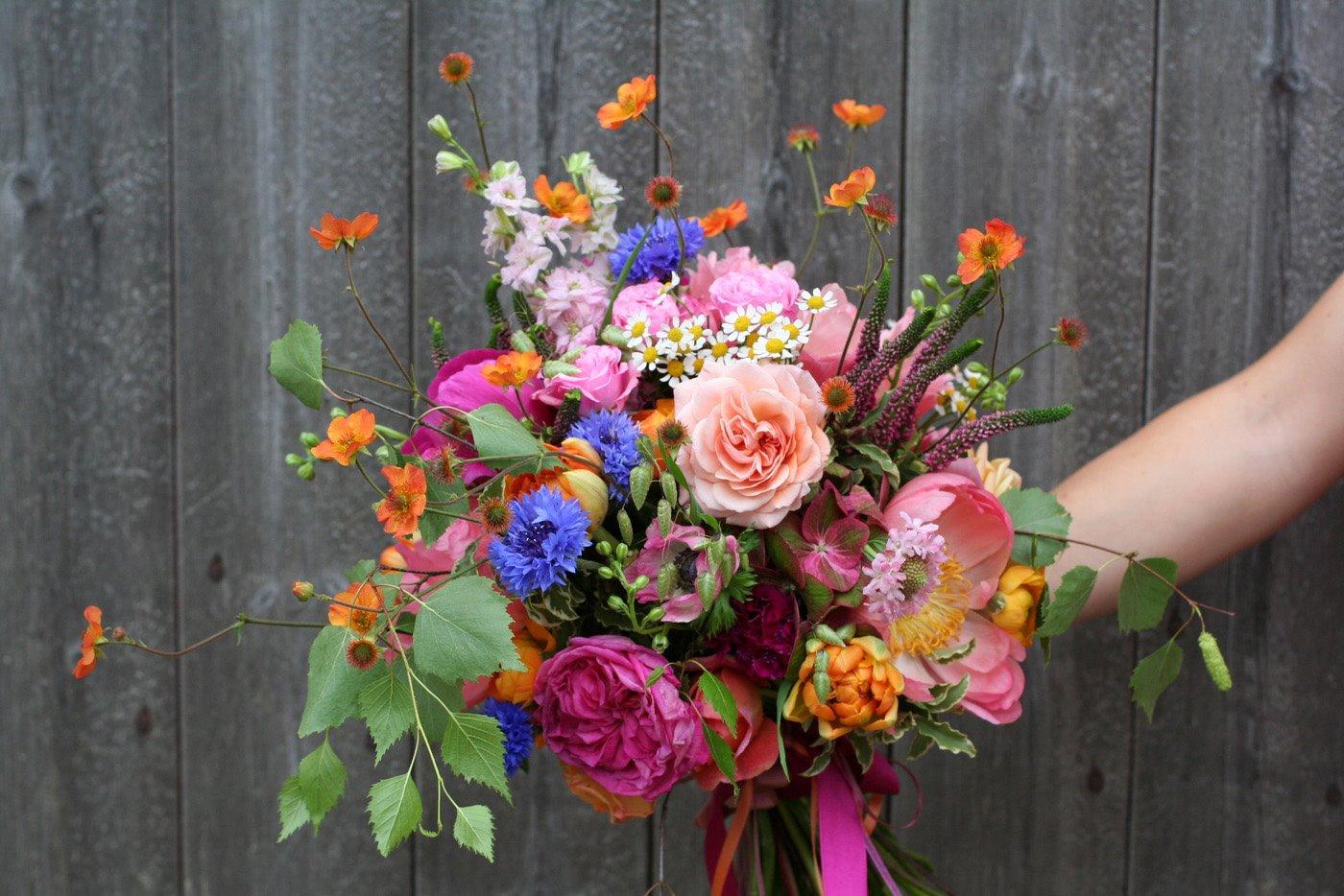 fiori per un matrimonio estivo