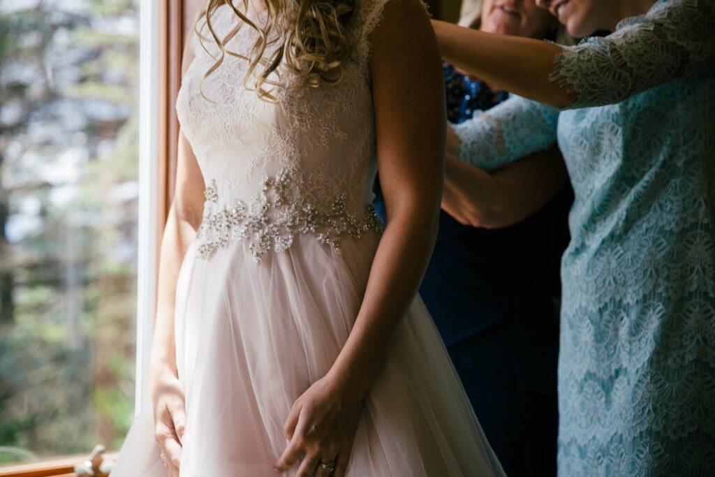 mamma della sposa abito